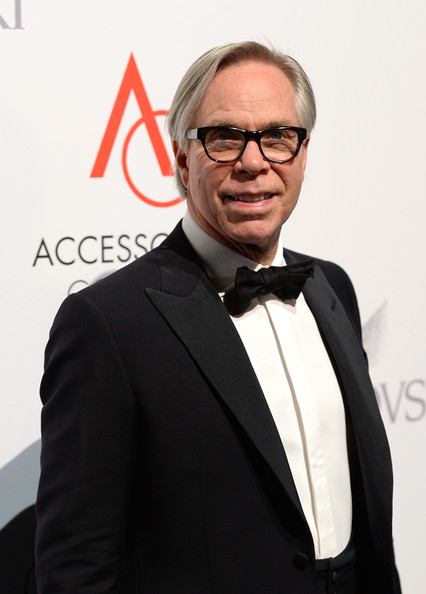 tommy hilfiger pictures arrivals at the accessories council ace awards zimbio. Black Bedroom Furniture Sets. Home Design Ideas