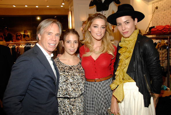Tommy Hilfiger Celebrates Fashion's Night Out at Hilfiger Fifth Avenue