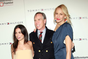 Ally Hilfiger and Dee Ocleppo Photos Photo
