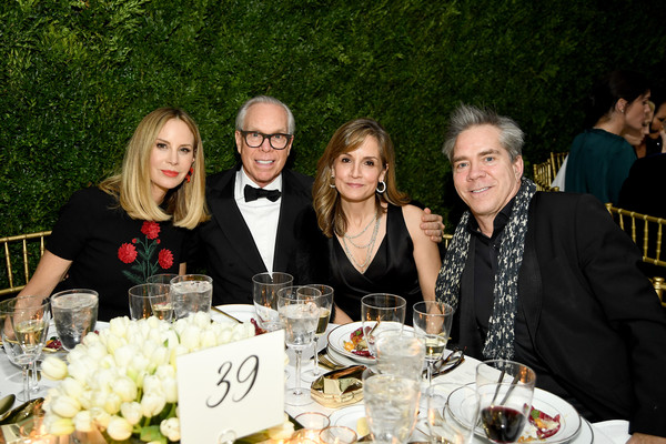Lincoln Center Corporate Fund Presents: An Evening Honoring Leonard A. Lauder - Inside