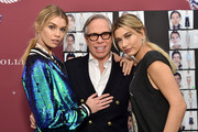 Stella Maxwell and Hailey Bieber Photos Photo