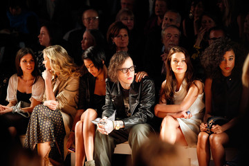 Rich Hilfiger Tommy Hilfiger Womens - Front Row - Spring 2012 Mercedes-Benz Fashion Week