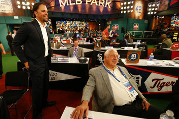 Tommy Lasorda MLB Draft