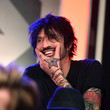 Tommy Lee Press Conference For THE STADIUM TOUR DEF LEPPARD - MOTLEY CRUE - POISON At SiriusXM's Hollywood Studios