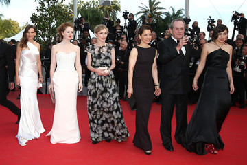 """Tommy Lee Jones Hilary Swank """"The Homesman"""" Premiere - The 67th Annual Cannes Film Festival"""