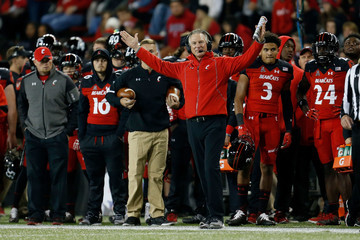 Tommy Tuberville East Carolina v Cincinnati
