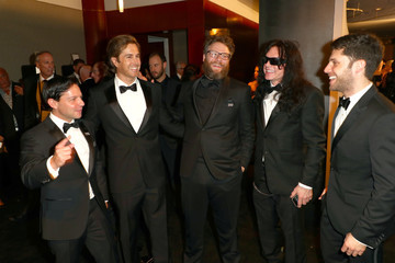 Tommy Wiseau The 2018 InStyle and Warner Bros. 75th Annual Golden Globe Awards Post-Party - Red Carpet