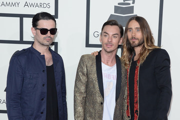 Tomo Milicevic Arrivals at the Grammy Awards — Part 3