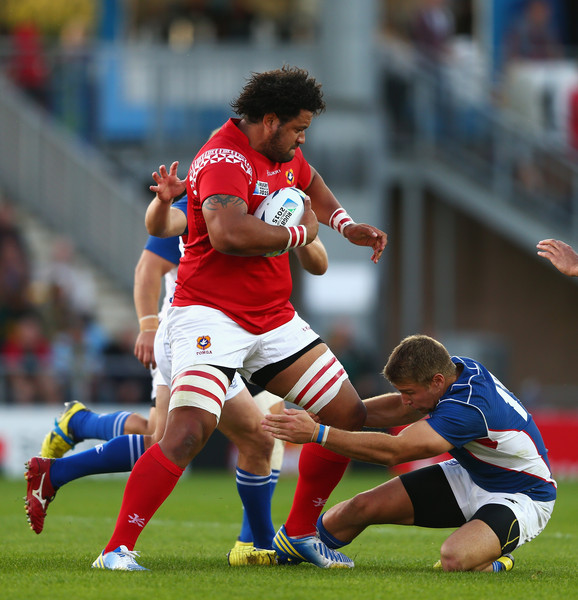 Tonga v Namibia - Group C: Rugby World Cup 2015