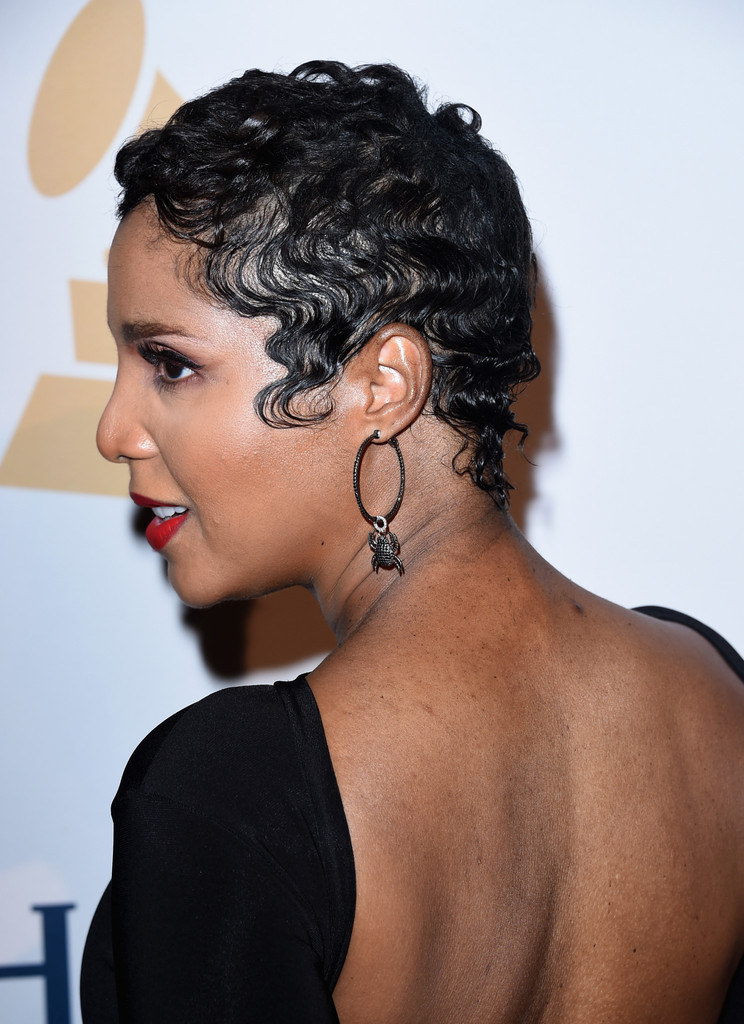 Groovy How Does Toni Get Her Hair Like This Short Hairstyles For Black Women Fulllsitofus