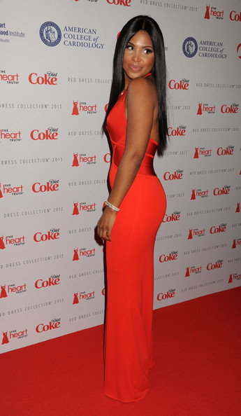toni braxton photos photos the heart truth 2013 fashion