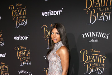 Toni Braxton The World Premiere Of Disney's Live-Action 'Beauty And The Beast'