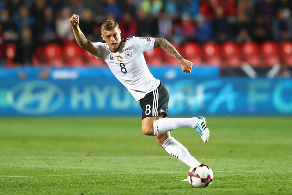 Czech Republic v Germany - FIFA 2018 World Cup Qualifier