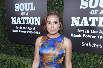 Toni Trucks The Broad Museum Celebrates The Opening Of 'Soul Of A Nation: Art In The Age Of Black Power 1963-1983' Art Exhibition – Arrivals