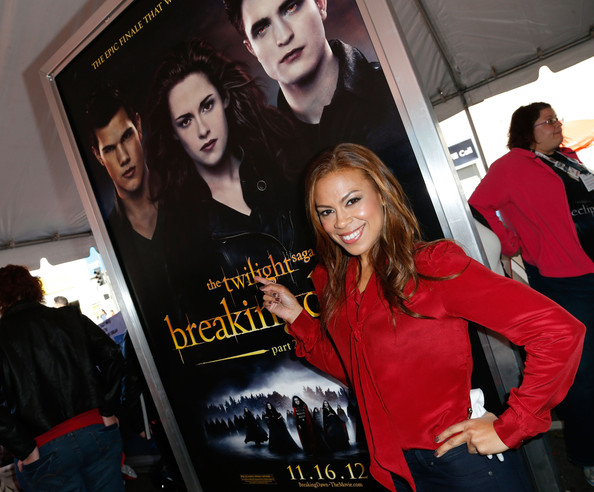 """The Twilight Saga: Breaking Dawn Part 2"" - Fan Camp"
