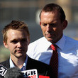 Tony Abbott and Wyatt Roy Photos