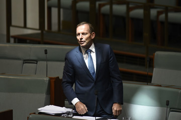 Tony Abbott Parliament Votes on Marriage Equality Bill