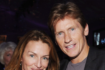 Denis Leary Ann Lembeck Tony Bennett's 85th Birthday Gala Benefit for Exploring the Arts