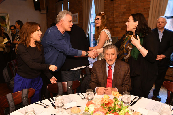 Jury Welcome Lunch - 2018 Tribeca Film Festival