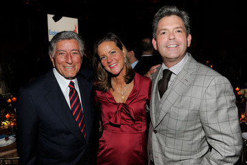 Michael Francis Tony Bennett & Susan Benedetto's Exploring the Arts Gala - Inside