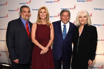 Tony Bennett Susan Benedetto 9th Annual Exploring the Arts Gala - Arrivals