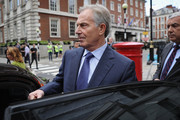 Former British Prime Minister and former Leader Labour Party Tony Blair leaves his Grosvenor Square offices on July 5, 2016 in London, England.  Tomorrow, after many delays, Sir John Chilcot publishes his report into the UK government's involvement in the 2003 Iraq War under the leadership of Tony Blair. The Iraq Inquiry was set up by then Prime Minister Gordon Brown and is published more than seven years after the Inquiry was announced.
