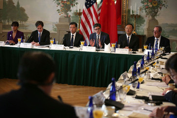 Tony Blinken State Dept. and Treasury Hosts U.S.-China Strategic and Economic Dialogue Summit