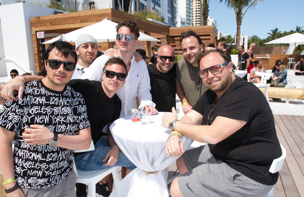 Size Brunch At The 1 Hotel South Beach During Ultra Festival 2015