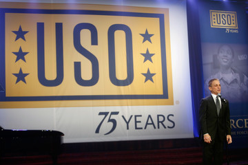 Tony Danza USO 75th Anniversary Armed Forces Gala & Gold Medal Dinner