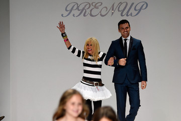 Tony Dovolani Betsey Johnson - Runway - Mercedes-Benz Fashion Week Spring 2015