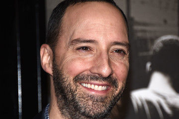 Tony Hale Premiere of Warner Bros. Pictures' 'The 15:17 to Paris' - Arrivals