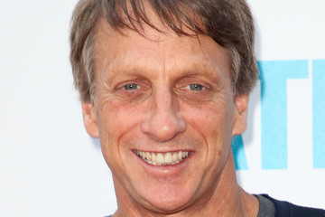 Tony Hawk Netflix's 'Father Of The Year' Special Screening - Arrivals