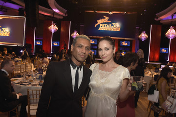 Tony Kanal PETA's 35th Anniversary Party - Inside