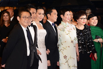 Tony Leung 'Bends' Premieres in Cannes