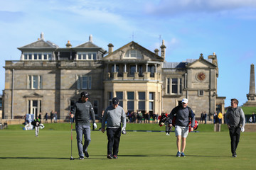 Tony McCoy Alfred Dunhill Links Championship - Previews
