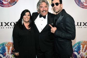 Tony Orlando Criss Angel's HELP Charity Event Benefiting Pediatric Cancer Research and Treatment