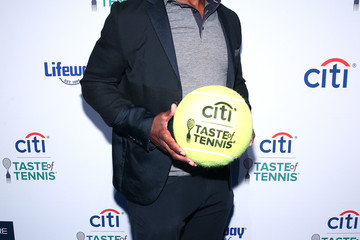 Tony Richardson Citi Taste of Tennis - Arrivals