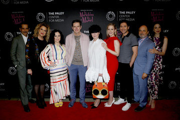 Tony Shalhoub Kevin Pollak Making Maisel Marvelous At The Paley Center For 'The Marvelous Mrs. Maisel'