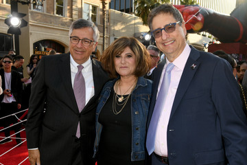 Tony Vinciquerra Premiere Of Sony Pictures' 'Spider-Man Far From Home'  - Red Carpet