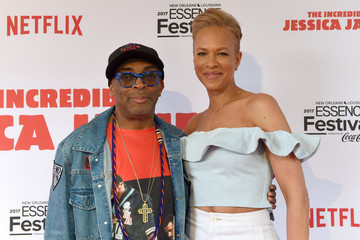 Tonya Lewis Lee Premiere of Netflix Original Film 'The Incredible Jessica James' at the 2017 Essence Festival