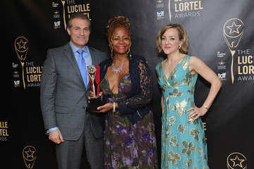 Tonya Pinkins The 30th Annual Lucille Lortel Awards - Press Room