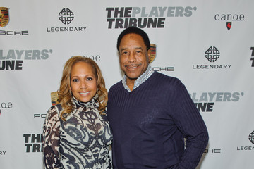 Tonya Turner The Players' Tribune Launch Party
