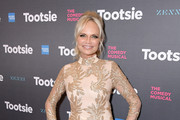 "Kristin Chenoweth attends the opening night of ""Tootsie"" on Broadway at the Marquis Theatre on April 23, 2019 in New York City."