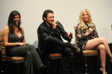 Tori Spelling Lifetime, Sony Pictures Television, and Vulture Host a Screening of James Franco's Revamped Version of 'Mother May I Sleep With Danger?'