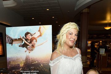 Tori Spelling The Weinstein Company's 'LEAP!' Premiere at The Grove in Los Angeles