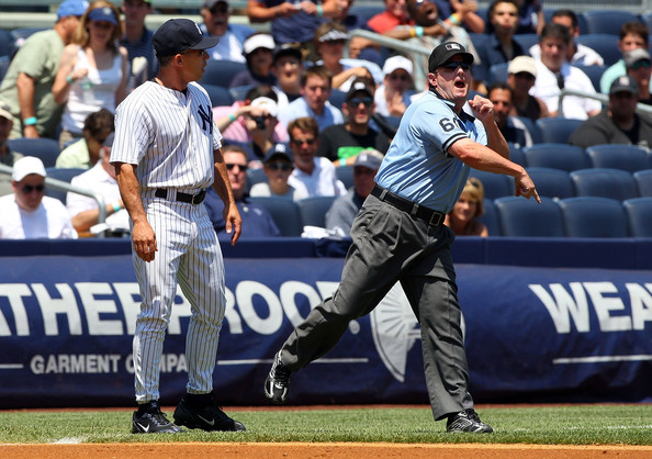 Of the new york yankees out of the game against the toronto blue