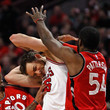 Pau Gasol Patrick Patterson Photos