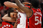 Pau Gasol Patrick Patterson Photos Photo