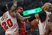 Taj Gibson Tony Snell Photos Photo