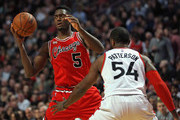 Patrick Patterson and Bobby Portis Photos Photo